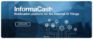 Informacast Header