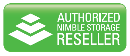 Nimble Authorized Reseller Logo - Cloud Solutions Provider