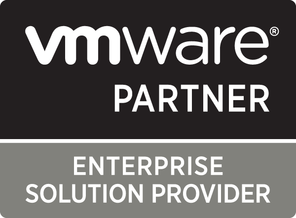 Vmware Partner - Enterprise Solution Provider Logo - Cloud Solutions Provider