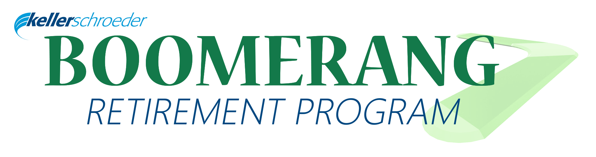 Boomerang Retirement Program Logo