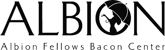 Albion Fellows Bacon Center Logo