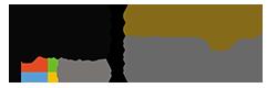 Microsoft Logo Keller Schroeder Partner