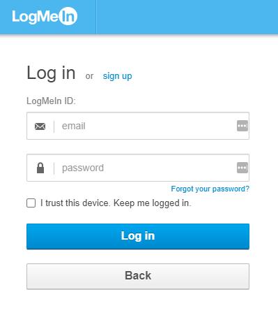 LogMeIn Scam