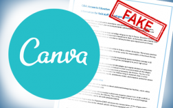 Cybersecurity Scam of the Week Malicious Document Using Canva