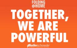 Keller Schroeder Folding at Home COVID-19 Web
