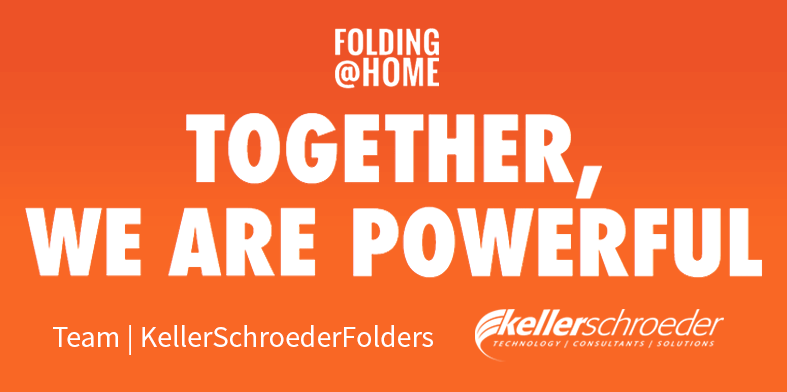 Keller Schroeder Folding at Home COVID-19 - A Hardware Strategy Story