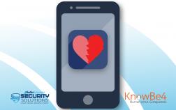 SOTW - KnowBe4 Romantic Scams - Website