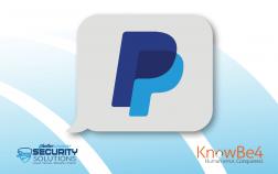SOTW - KnowBe4 PayPal - Website