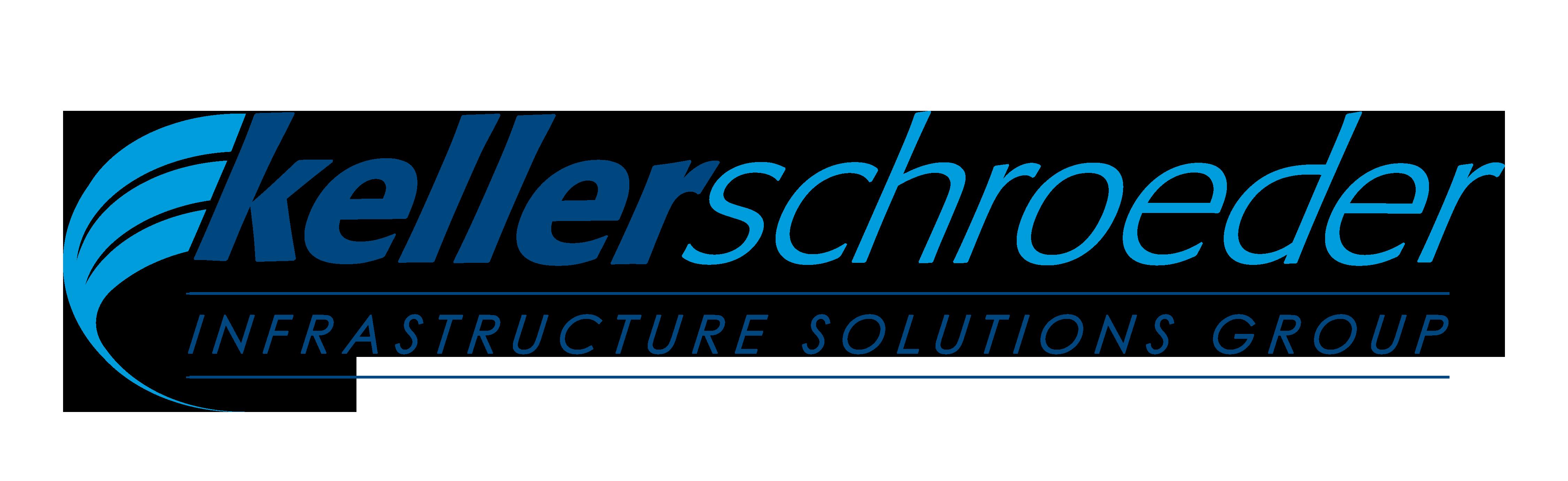 KS Group Logo - Infrastructure Solutions 2-Color Transparent