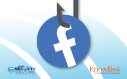 SOTW - KnowBe4 Facebook Phishing - Website