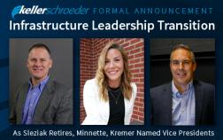 Infrastructure Leadership - Stephen Sleziak - Gina Minnette- Ryan Kremer