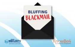 SOTW - KnowBe4 Blackmail - Website